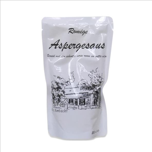 Saus voor bij asperges