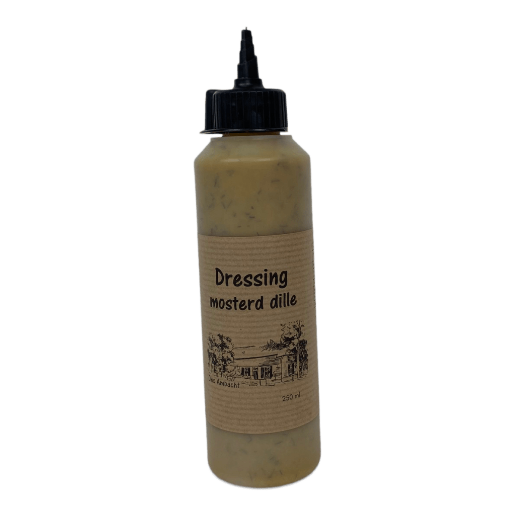 Mosterd dille dressing